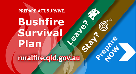 Permits cancelled as south-east Queensland bushfire threat climbs
