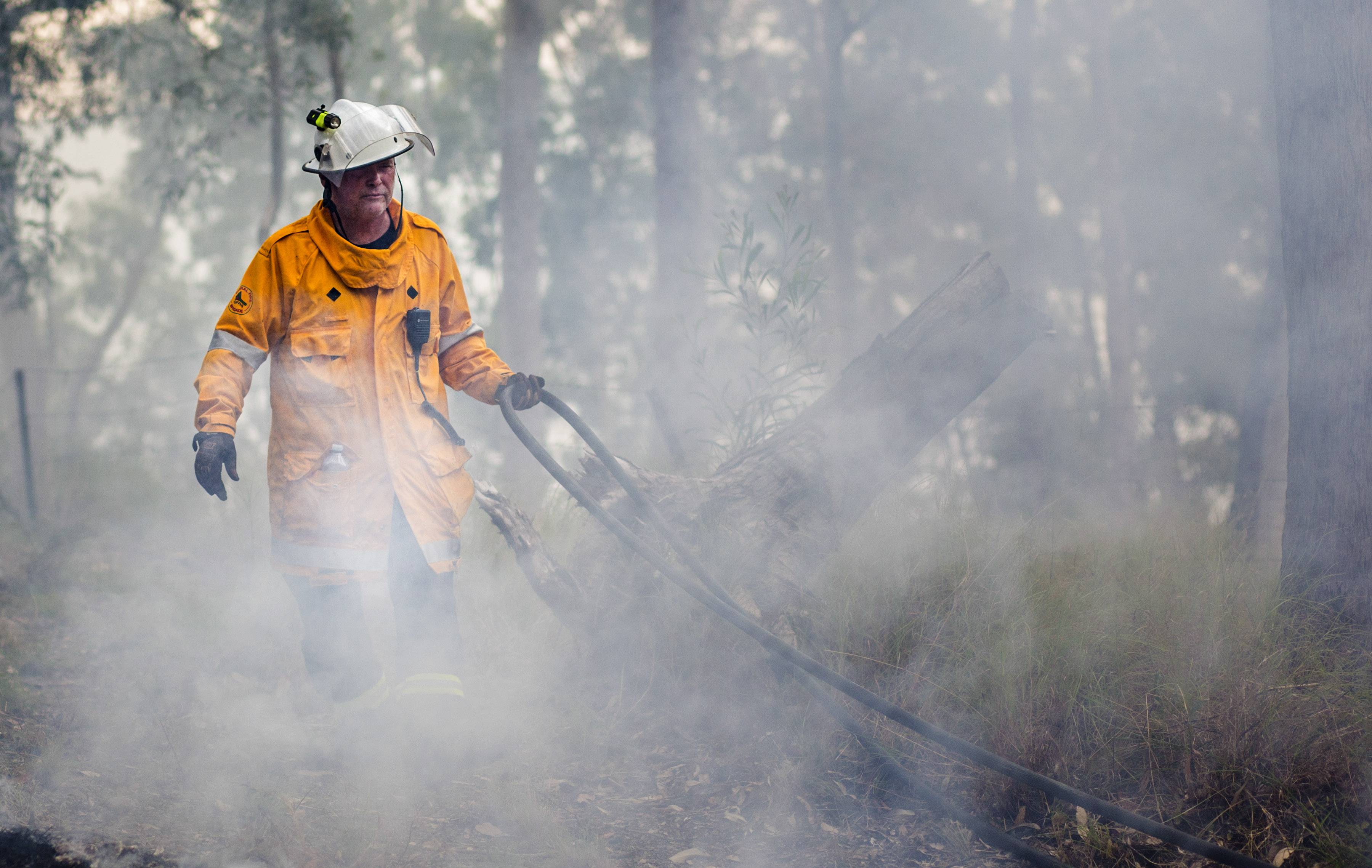 QFES prepares for busy 48 hours as bushfire risk rises