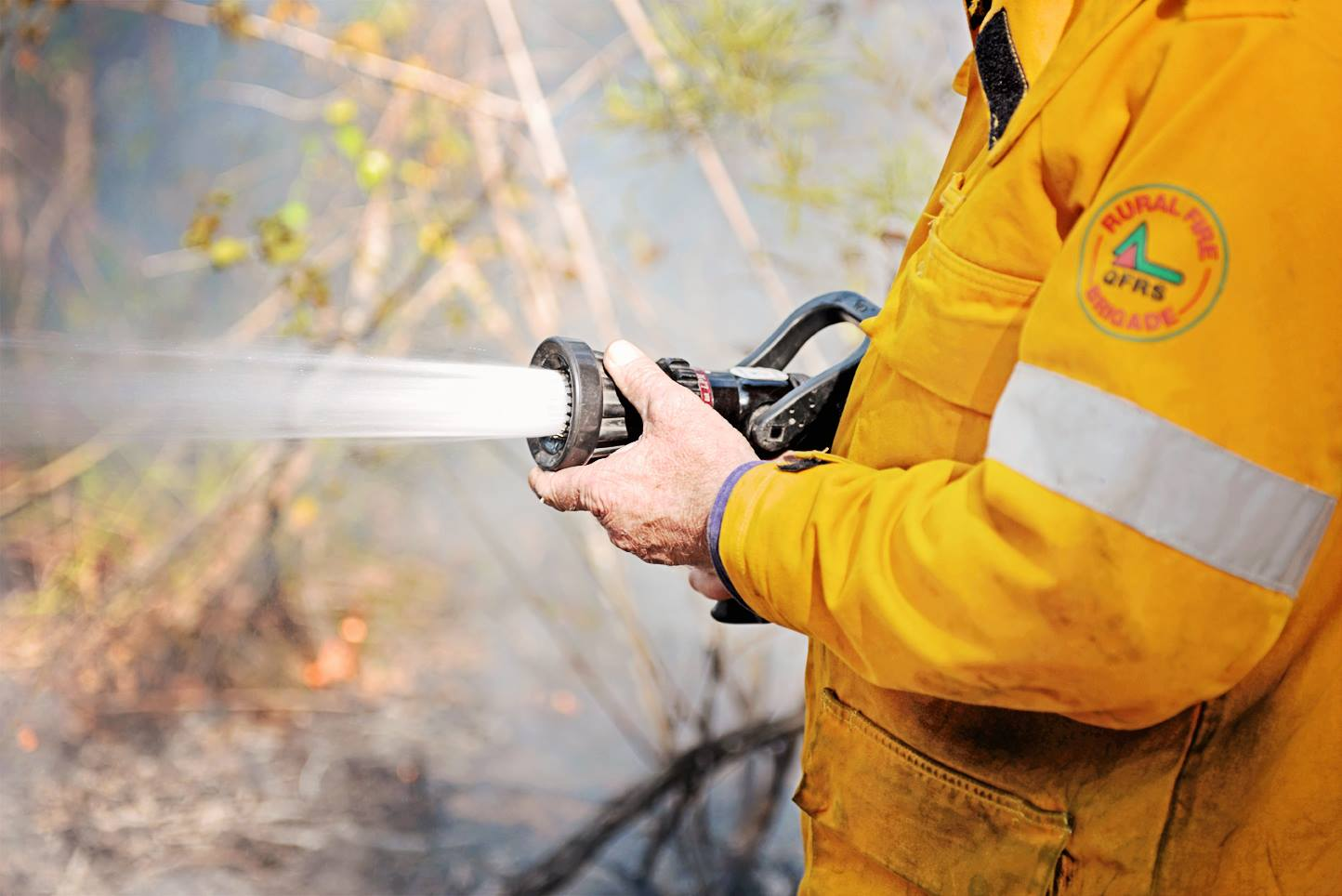 Hot and windy conditions propel rise in fire activity