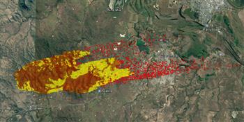 Gracemere bushfire