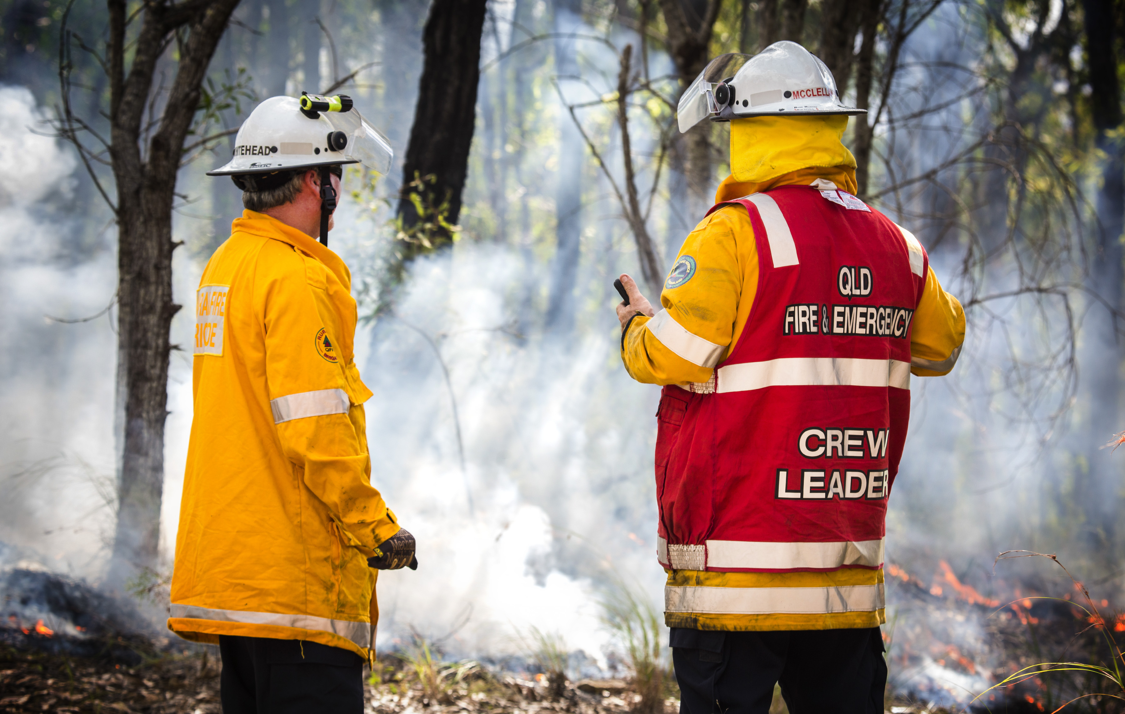 QFES calls on locals to pitch in and prepare for bushfire season