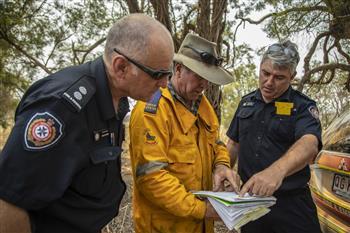 November Bushfires