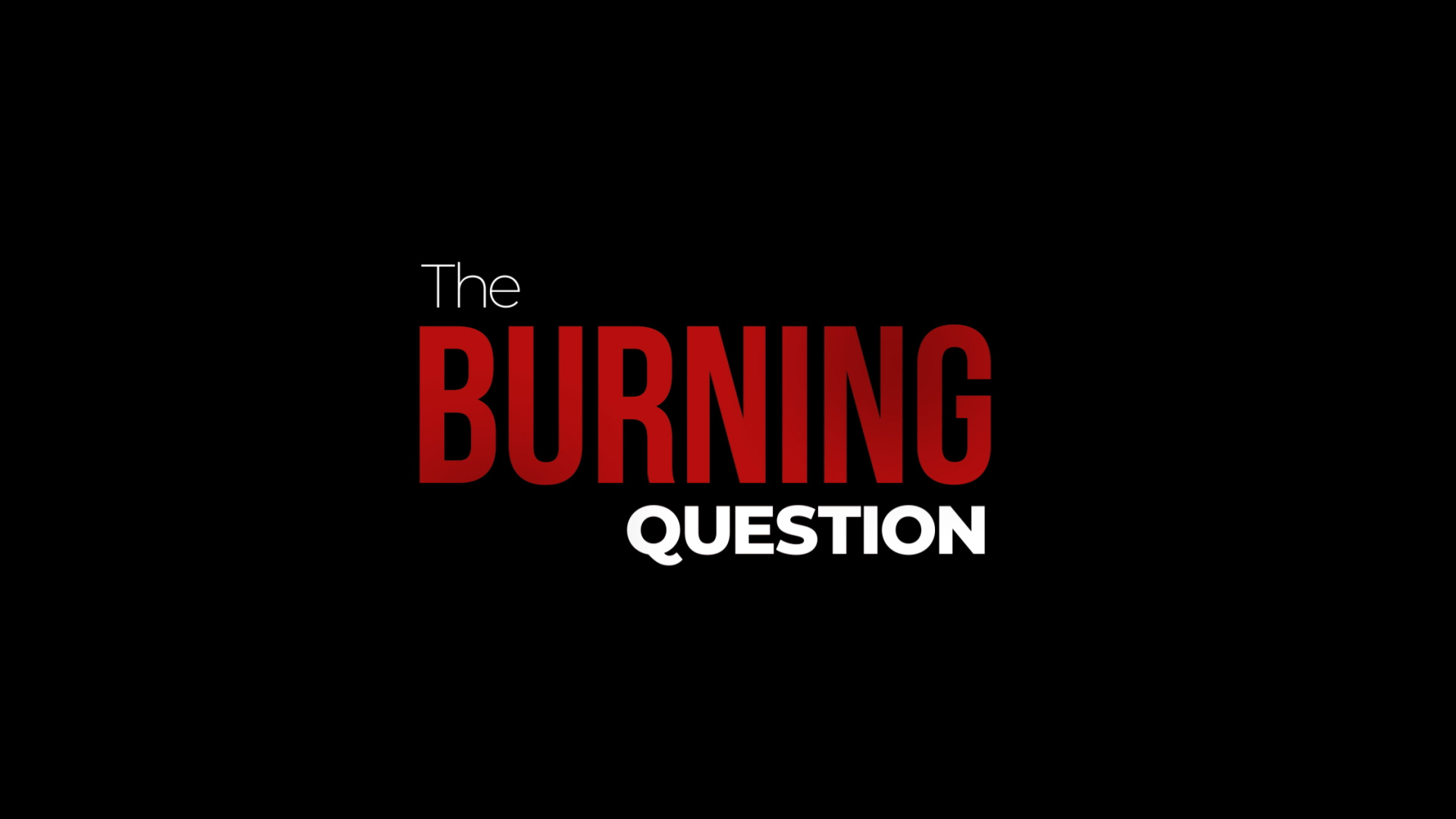The Burning Question: the story of bushfire hazard mitigation in Queensland