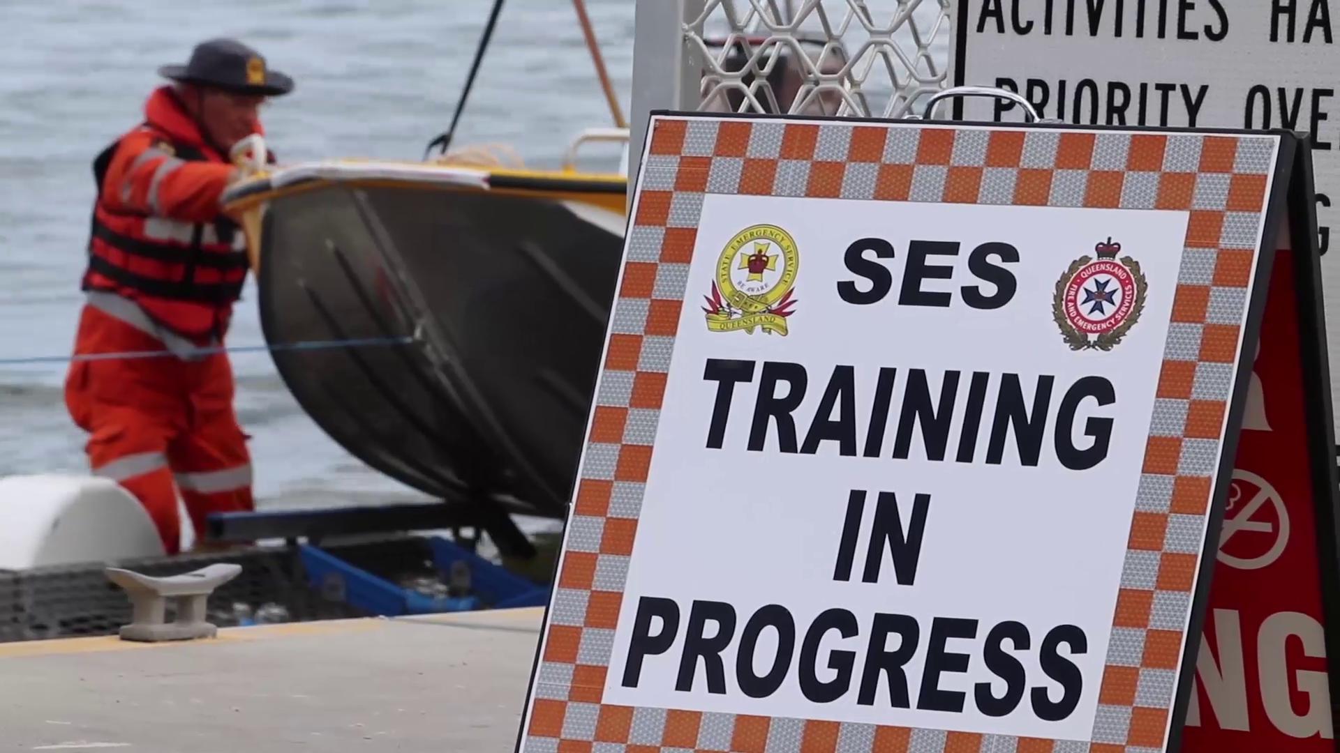 SES Flood Boat Training - October 25, 2020